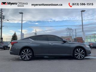 Used 2019 Nissan Altima Platinum  - Leather Seats -  ProPilot - $176 B/W for sale in Ottawa, ON