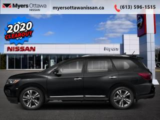 New 2020 Nissan Pathfinder Platinum  - Navigation for sale in Ottawa, ON
