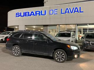 Used 2016 Subaru Outback 3.6R Limited Awd ** Cuir Toit Navigation for sale in Laval, QC