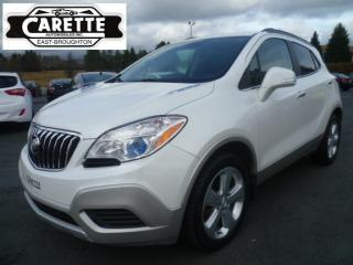 Used 2016 Buick Encore AWD for sale in East broughton, QC