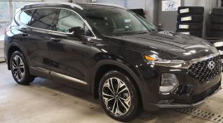 New 2020 Hyundai Santa Fe 2.0T Ultimate AWD NO OPTIONS for sale in Port Hawkesbury, NS