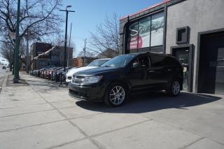 Used 2011 Dodge Journey R/T CUIR NAV CAMÉRA for sale in Laval, QC