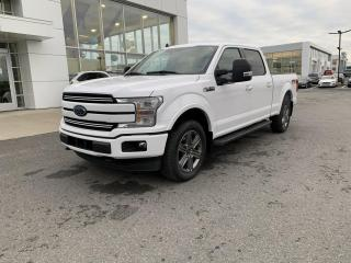 Used 2020 Ford F-150 Lariat cabine SuperCrew 4RM caisse de 6, for sale in Victoriaville, QC