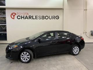 Used 2016 Toyota Corolla LE - Sièges chauffants - Automatique for sale in Québec, QC