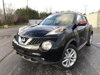 Used 2016 Nissan Juke SL AWD for sale in Cayuga, ON