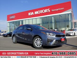 Used 2020 Kia Forte LX   M/T   $112 B/W   0% FINANCING 84 MONTHS for sale in Georgetown, ON