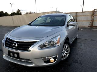 Used 2015 Nissan Altima S 2WD for sale in Cayuga, ON
