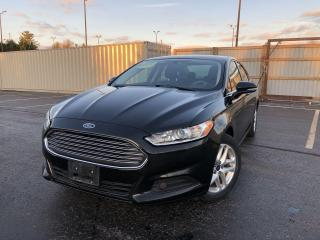 Used 2014 Ford Fusion SE 2WD for sale in Cayuga, ON