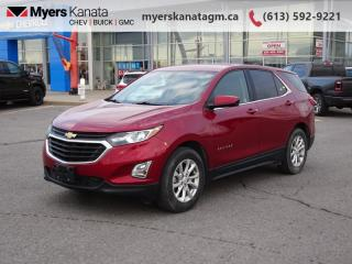 Used 2018 Chevrolet Equinox LT  - Bluetooth -  Heated Seats for sale in Kanata, ON