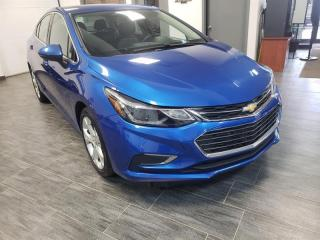 Used 2016 Chevrolet Cruze Premier for sale in Châteauguay, QC