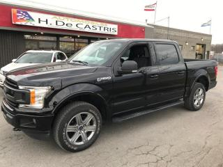 Used 2019 Ford F-150 4WD SuperCrew XLT SPORT for sale in Châteauguay, QC