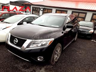 Used 2015 Nissan Pathfinder 4WD 4dr S for sale in Beauport, QC