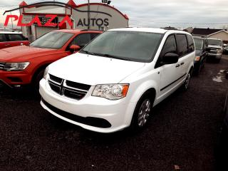 Used 2016 Dodge Grand Caravan 4dr Wgn CVP for sale in Beauport, QC