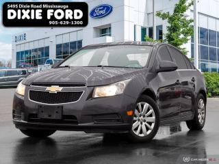 Used 2011 Chevrolet Cruze LT Turbo w/1SA for sale in Mississauga, ON