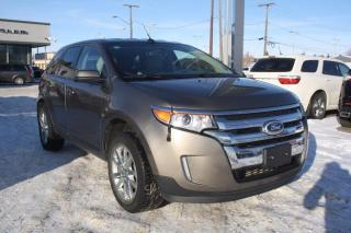 Used 2014 Ford Edge SEL for sale in Swift Current, SK