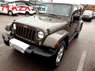 Used 2015 Jeep Wrangler 4WD 4dr Sahara for sale in Beauport, QC