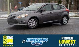Used 2012 Ford Focus SE for sale in Embrun, ON