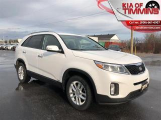 Used 2014 Kia Sorento LX  Heated Seats Remote Start $124 B/W for sale in Timmins, ON