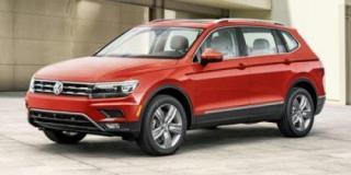 New 2018 Volkswagen Tiguan COMFORTLINE for sale in Winnipeg, MB