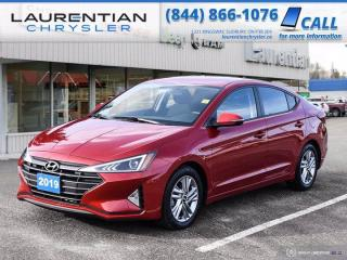 Used 2019 Hyundai Elantra Preferred!!  HEATED WHEEL!! for sale in Sudbury, ON