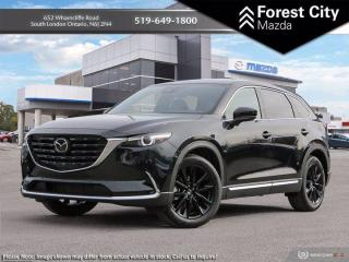 New 2021 Mazda CX-9 Kuro Edition for sale in London, ON