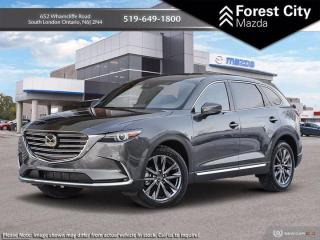 New 2021 Mazda CX-9 Signature for sale in London, ON