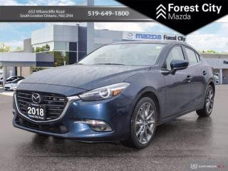 Used 2018 Mazda MAZDA3 GT for sale in London, ON