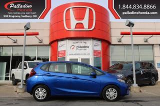 Used 2016 Honda Fit LX - SAFE RELIABLE AFFORDABLE - for sale in Sudbury, ON