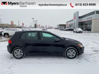 Used 2016 Volkswagen Golf COMFORTLINE  - $95 B/W for sale in Ottawa, ON
