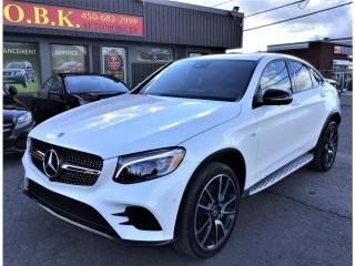 Used 2019 Mercedes-Benz GL-Class GLC 43 AMG-4MATIC-NAVIGATION-TOIT-CAM RECUL 360- for sale in Laval, QC