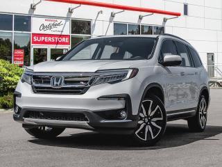 New 2021 Honda Pilot Touring 7-Passenger for sale in Port Moody, BC
