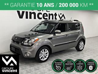 Used 2013 Kia Soul 2U ** GARANTIE 10 ANS ** Habitacle bien logeable, et amusant à conduire! for sale in Shawinigan, QC