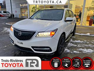 Used 2014 Acura MDX Ensemble Navigation 4 portes SH-AWD for sale in Trois-Rivières, QC