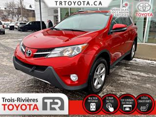 Used 2015 Toyota RAV4 Traction intégrale 4 portes XLE for sale in Trois-Rivières, QC