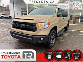 Used 2017 Toyota Tundra SR5 Plus 5,7 L Double Cab 4RM 146 po for sale in Trois-Rivières, QC