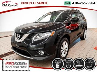 Used 2016 Nissan Rogue SV* AWD* CAMERA* SIEGES CHAUFFANTS* for sale in Québec, QC