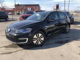 Used 2018 Volkswagen Golf e-Golf Comfortline 4 portes for sale in Trois-Rivières, QC