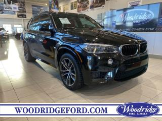Used 2018 BMW X5 M ***PRICE REDUCED*** 4.4L V8, NAVIGATION, SUNROOF, WINTER TIRES INC. for sale in Calgary, AB