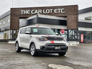 Used 2017 Kia Soul LX Bluetooth! AUX input! Steering Wheel Controls! for sale in Sudbury, ON
