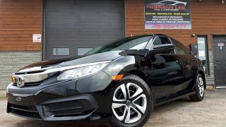 Used 2017 Honda Civic LX automatique (((9,356km))) tout équipé for sale in St-Henri-de-Levis, QC