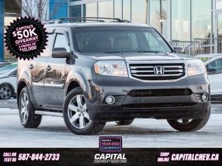 Used 2014 Honda Pilot Touring for sale in Calgary, AB