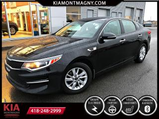 Used 2017 Kia Optima Berline LX 4 portes for sale in Montmagny, QC