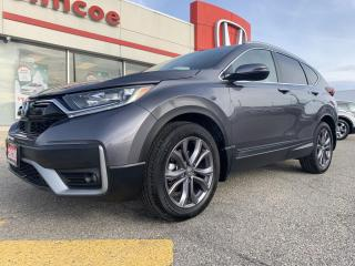 Used 2020 Honda CR-V Sport for sale in Simcoe, ON