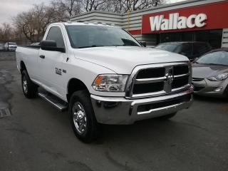 Used 2016 RAM 2500 SXT Regular Cab 4WD for sale in Ottawa, ON