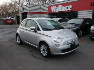 Used 2012 Fiat 500 Pop LOW KMS Automatic for sale in Ottawa, ON