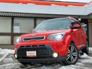 Used 2015 Kia Soul SX NAVI | Sunroof | Leather | LUX Pkg for sale in Waterloo, ON
