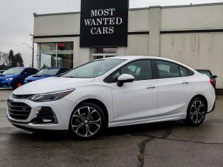 Used 2019 Chevrolet Cruze LT|RS|CAMERA|REMOTE START|17