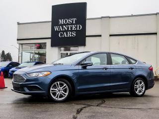 Used 2018 Ford Fusion SE|BLIND SPOT|PADDLE SHIFTERS|17