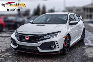 Used 2018 Honda Civic Type R SECONDEST FASTEST FWD PRODUCTION CAR! | ACCIDENT FREE 1 OWNER VEHICLE! for sale in Bolton, ON