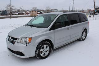 Used 2012 Dodge Grand Caravan SE/SXT EXCELLENT VALUE for sale in Regina, SK